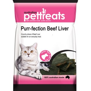 Purr-fection Beef Liver