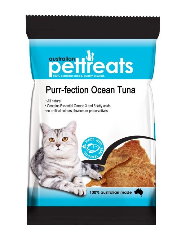 Purr-fection Ocean Tuna