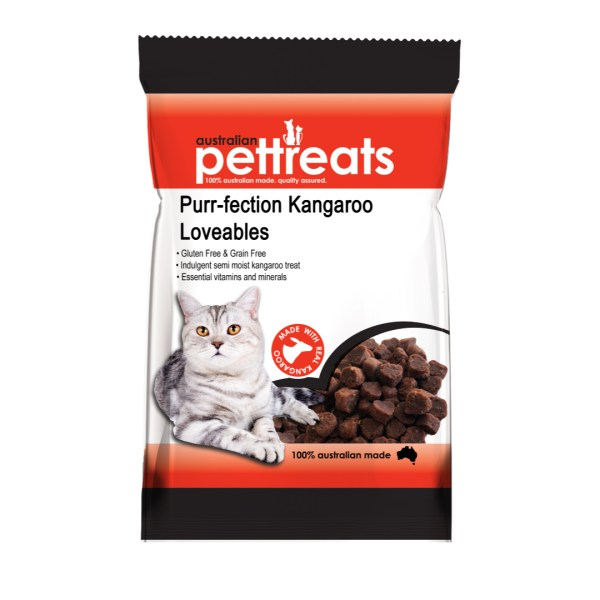 Purr-fection Kangaroo Loveables 80g