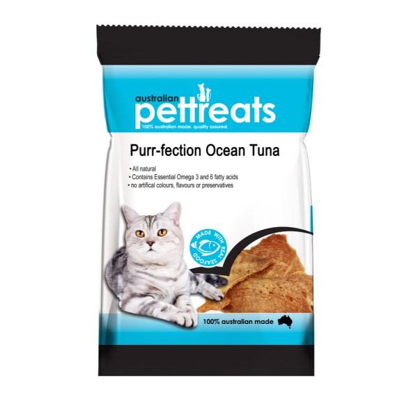 Purr-fection Ocean Tuna 40g