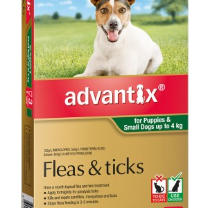 Advantix Small Dog