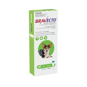 bravecto medium dog