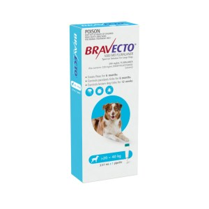 Bravecto Spot-on Large Dog