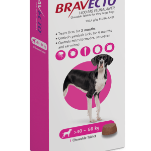 Bravecto Single Chew 40-56kg