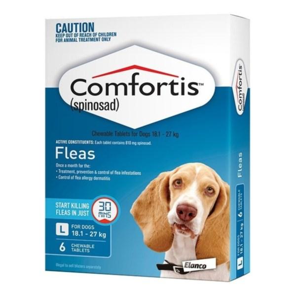 Comfortis Large Dog 6 Pack