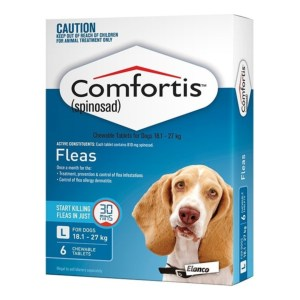 Comfortis Large Dog 6 Pack