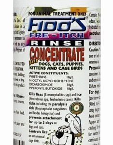 Freitch rinse concentrate