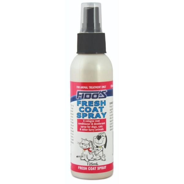 Fido's Fresh Coat Spray 125ml