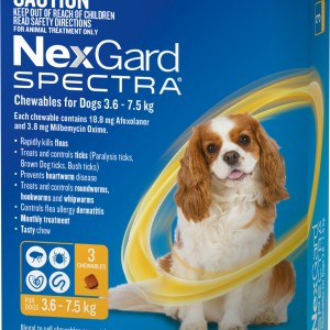 Nexgard Spectra Small Dog