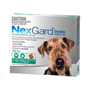 Nexgard Large Dog 3 Pk (1)