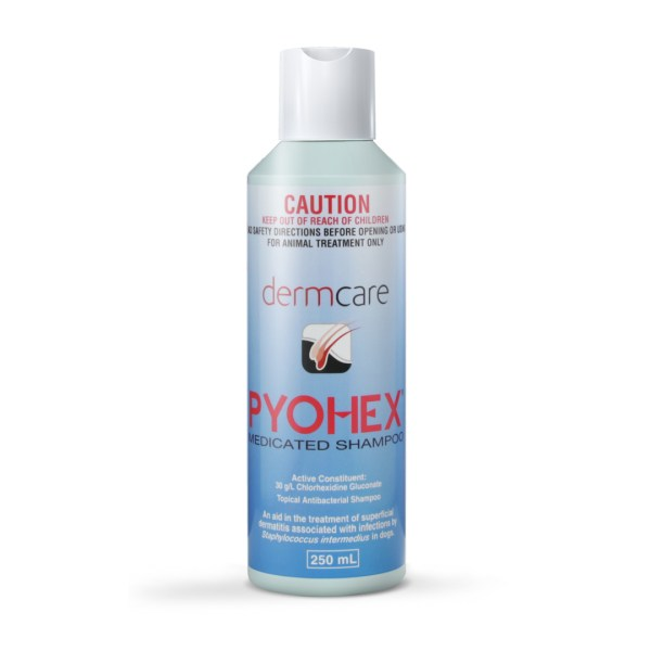 Pyohex Shampoo 250ml