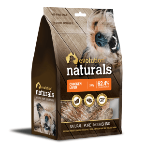 Evolution Naturals Chicken Liver