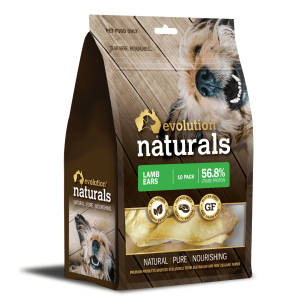 Evolution Naturals Lamb Ears