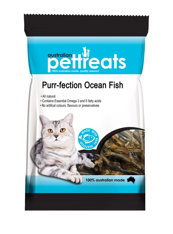 Purrfection Ocean Fish