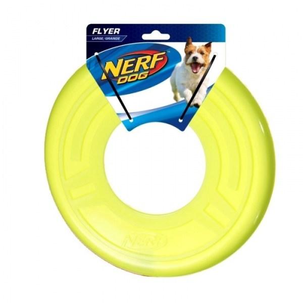 Nerf Atomic Flyer Green