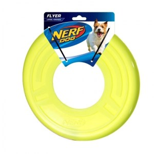 Nerf Atomic Flyer Green