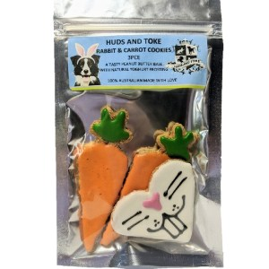 Rabbit & Carrot Cookie Mix