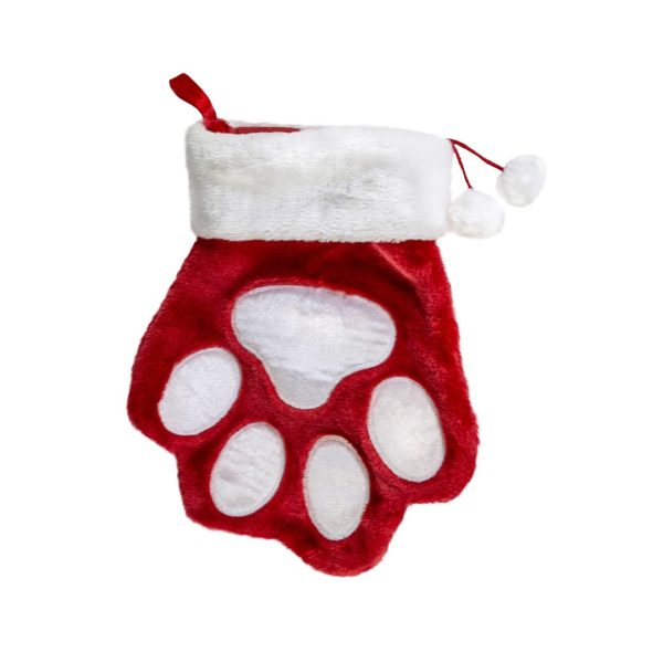 KONG Holiday Paw Stocking Large