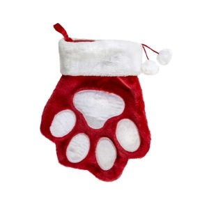 KONG Holiday Paw Stocking Large
