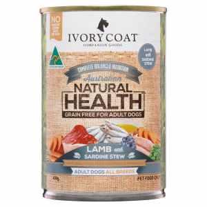 Ivory Coat Lamb & Sardine Stew 400g