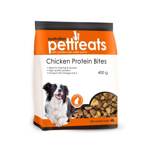 NEW 2021 Chicken Protein Bites 400 g