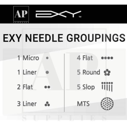EXY Cartridge Needles