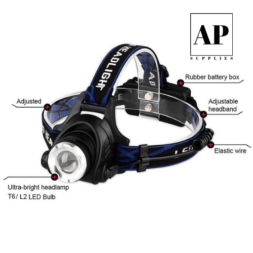 Cosmetic Tattooing LED Headlamp (rechargeable)