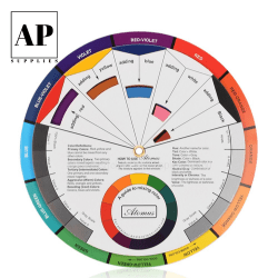 colour wheel color wheel cosmetic tatooing