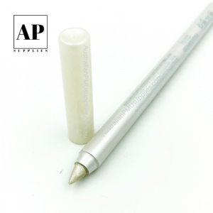 Davis Silver Cosmetic Tattooing Marker