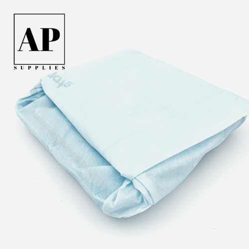 Disposable Dressing Pack with Tray and Forceps