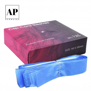 Clip Cord and Machine Cover Sleeve (125 tube sleeves)
