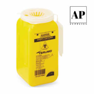 Sharps Disposal Container – 1.4 Litre
