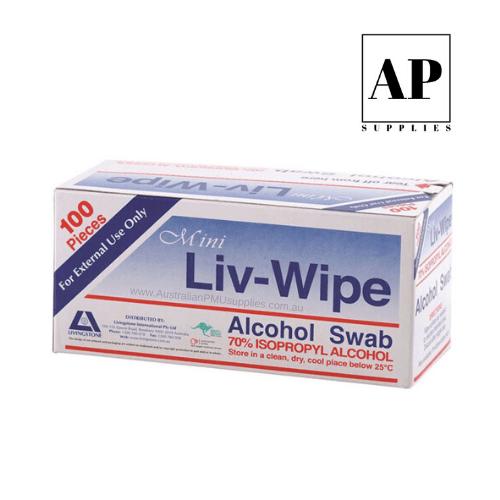 Alcohol Swabs (100 pcs)