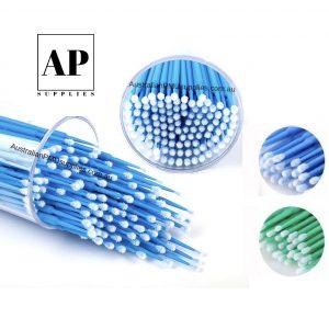 Fine Micro Brushes (100 pcs)