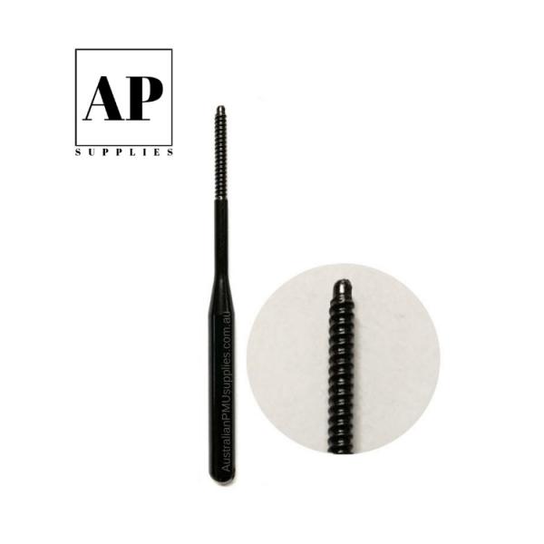Tint Applicator Sticks – Black (10 pcs)