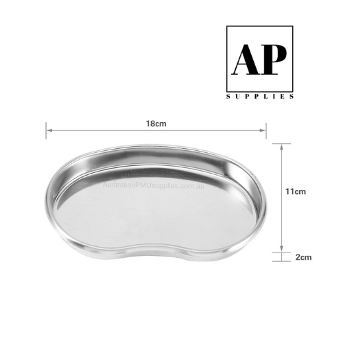 Stainless Steel Kidney Tray