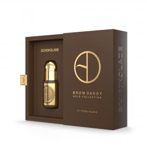 browdaddy gold collection pigment schokolade 1