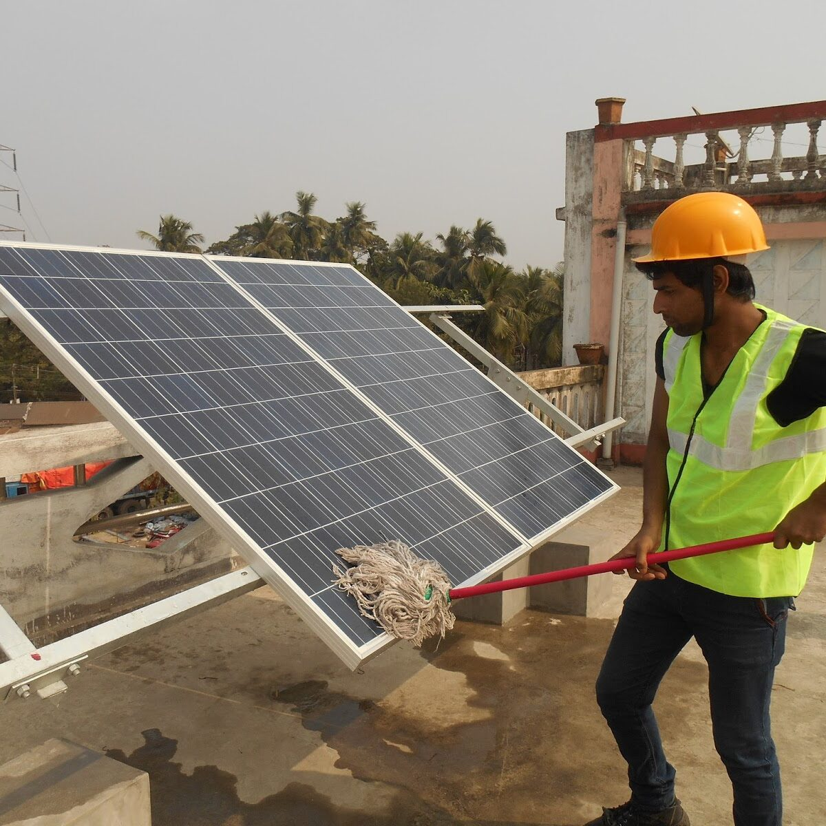 solar operation and maintenance india
