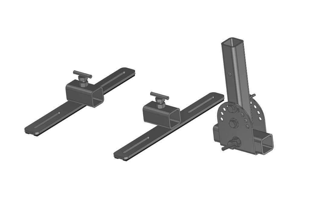 Iron Roof Bracket V2