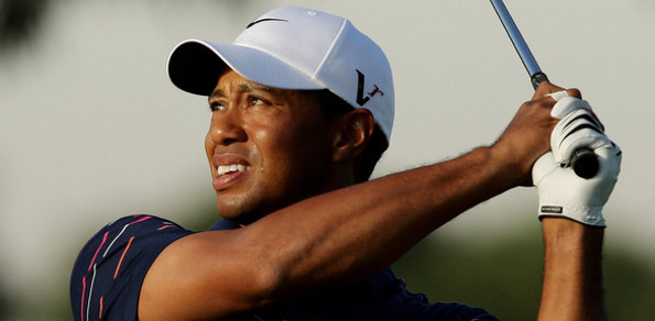 Tiger Woods Featured Melb