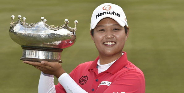 Japan's Haru Nomura introduces herself to the golfing world with a thunderclap: 2016 Women's Australian Open wrap