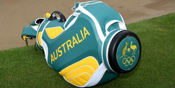 Golf Olympics Golf Bag