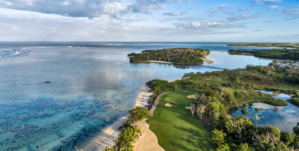 For a golf getaway with a difference volunteer for the 2017 Fiji International