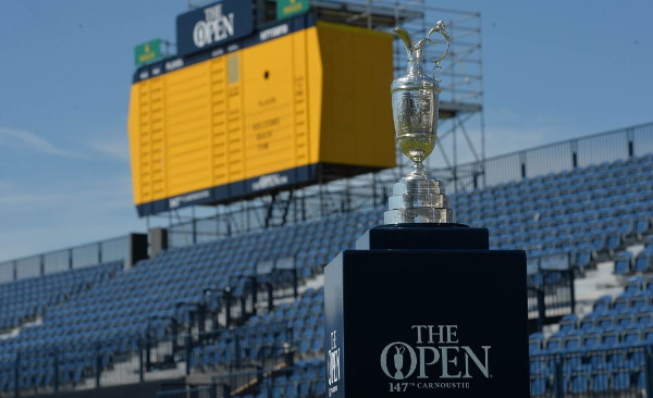 2018 British Open TV Times: Australia
