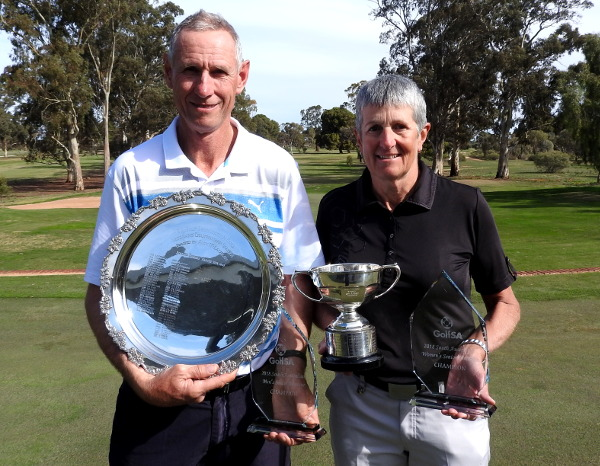 Rhodes continues his winning ways: Australian senior amateur golfing wrap October 2018