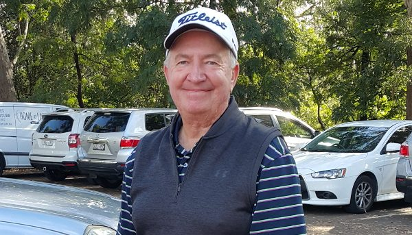 18 Holes with Lester Peterson: Australian senior amateur golfing wrap May 2019