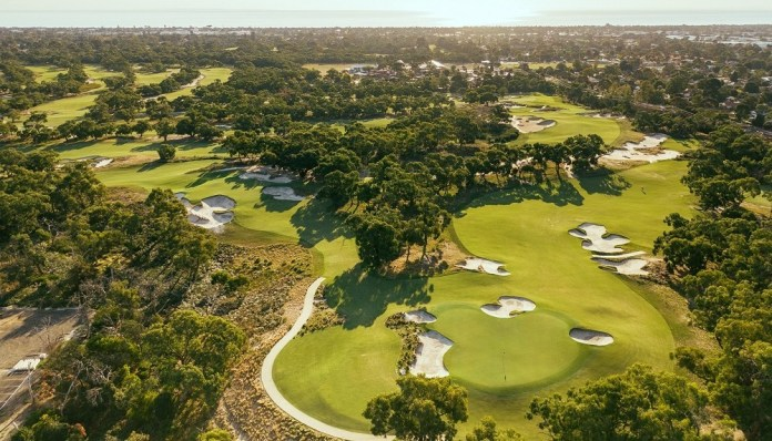 Australian golf courses playing a significant role in environmental protection