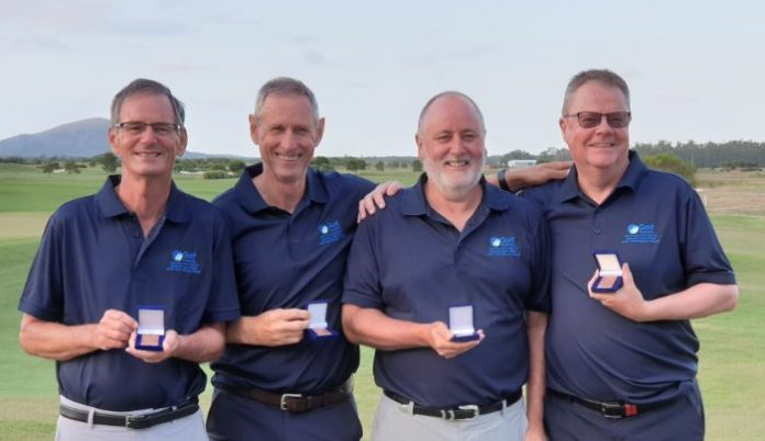 Greg Rhodes wins 5th straight Senior Order of Merit title: Senior amateur golfing wrap November 2019