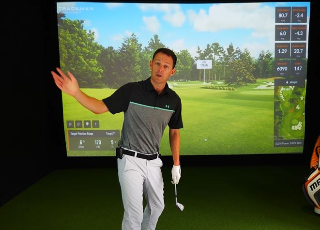 What do top golfers do that most amateurs don't? Golf instruction video