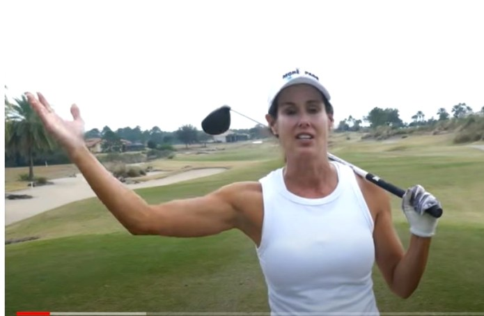 """""""Trail Elbow Getting Stuck? (find out why)"""": And why is it so important in the golf swing"""